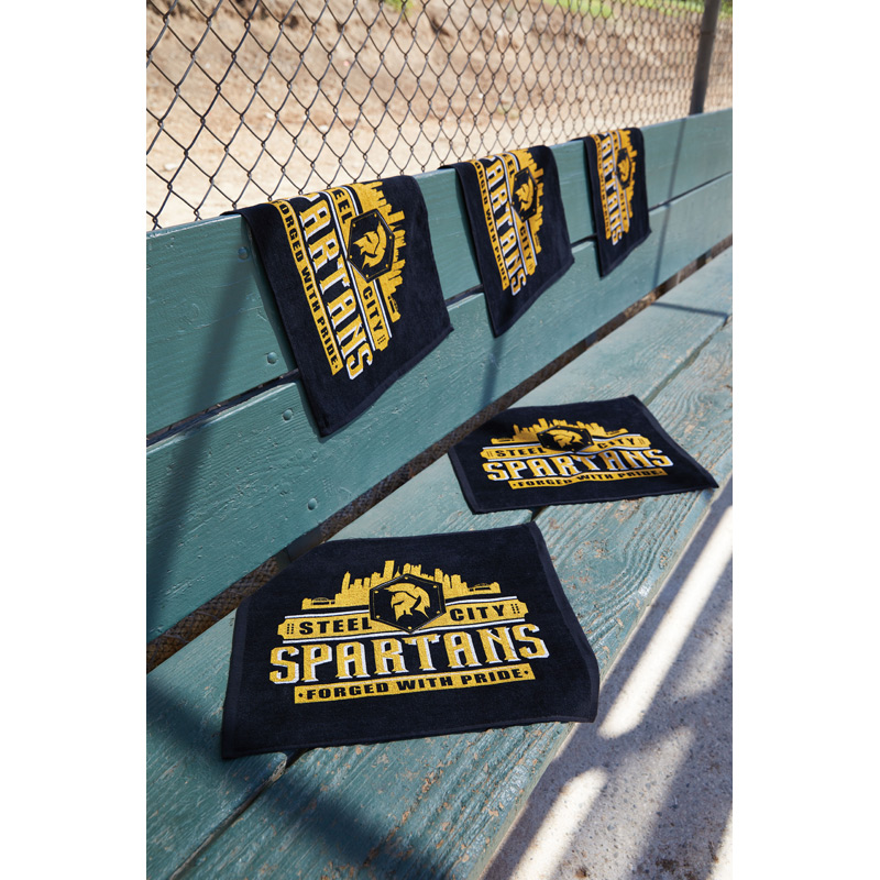 Jewel Collection Soft Touch Sport Towel (Screen Print)