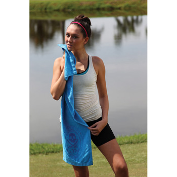 Fitness Towel w/ CleenFreek Technology (Embroidery)