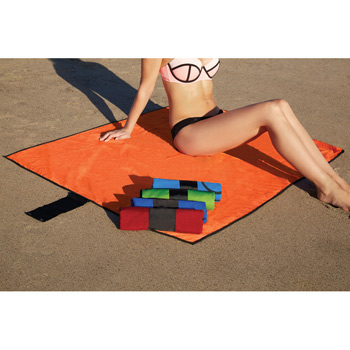 Sand Repellent Beach Blankets (Embroidered)