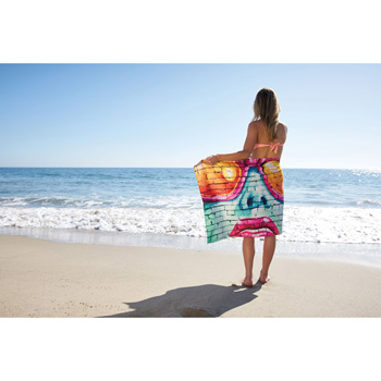 FOTO Vision Beach Towel